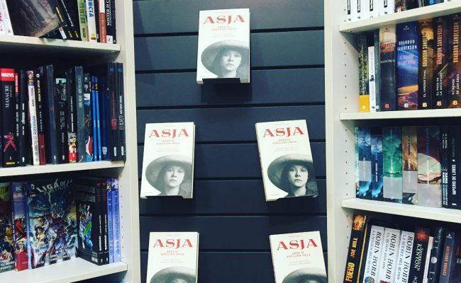 Ara, a la llibreria Èfora, retrem homenatge a #asjalacis