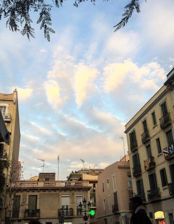 Feliz tarde, y mirad el cielo!!