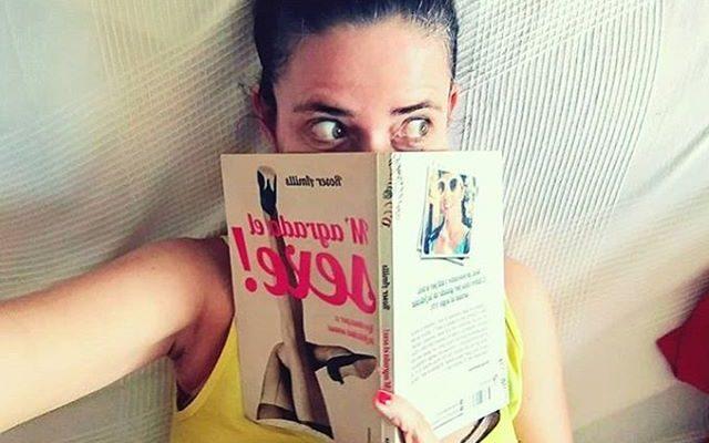 És un honor molt gran que la @monns_cal_manet hagi triat llegir #magradaelsexe !!! Feliç i alegre lectura, preciosa 💕
