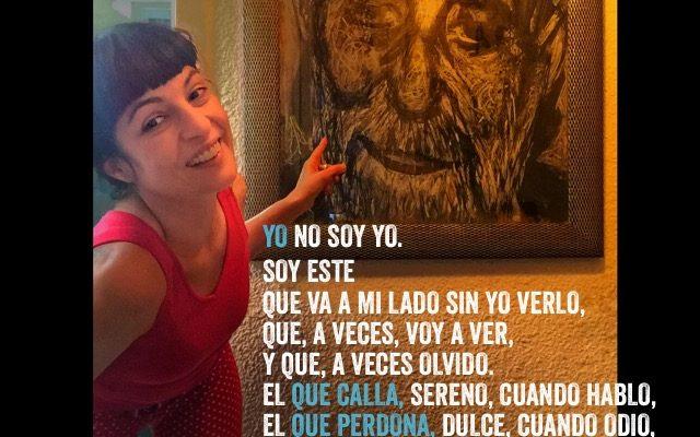 Os presento a #juanramonjimenez, uno de mis poetas favoritos