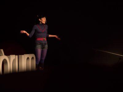 L'esdeveniment on participo el 27 de febrer tindrà lloc a Tarragona i es diu TEDxPlaçadelFòrum