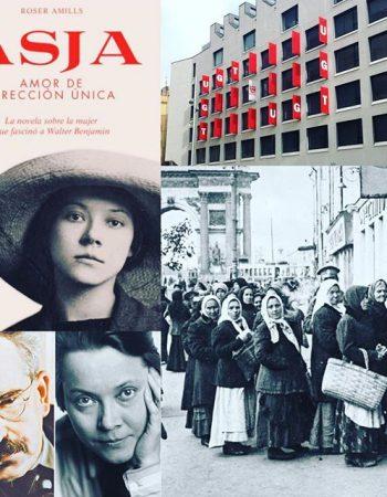 Avui dijous, a les 18.30 a la 5a planta de la UGT Raval, vine i parlarem de la protagonista de la meva última novel·la #Asja, una altra dona silenciada per la història escrita pels homes. @Comanegra @icdones @avalot_jovesugt