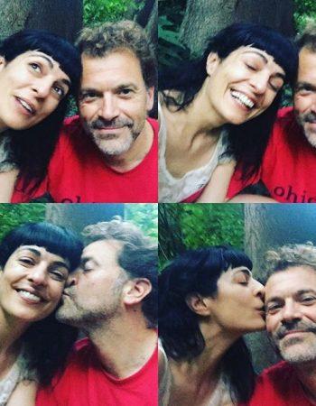 Amor con @yvesuag y un árbol de la @unibarcelona que me conoce desde hace 20 años :))