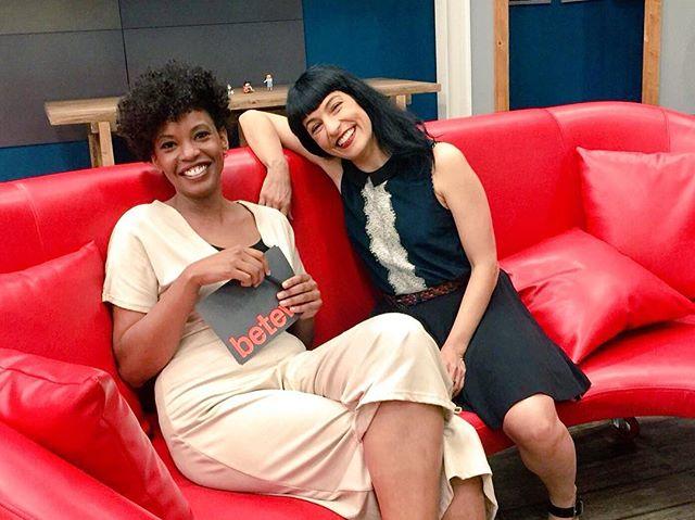 Estimats @Artic_btv La @taniasafuraadam i jo us hem triat el vostre sofà