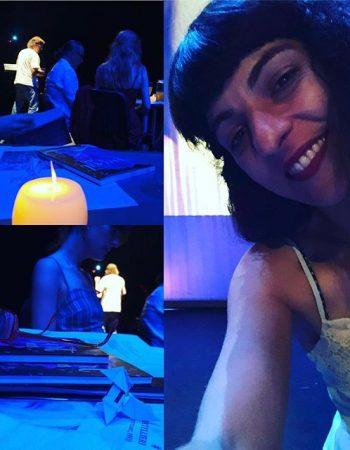 Puse #pajaritas de #bladerunner sobre el escenario de @festival_poesart Artà BUSCA LAS DOS PAJARITAS #PoésArt2018 #poesia #festivaldepoesia #poetry #poetryfestival #talentib #arta  #mallorca #summer #estiu #poetrylovers #poetrygram #poetryisnotdead #poetryislove