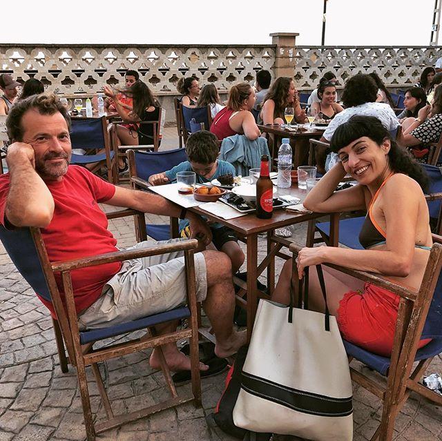 Una mesa reservada para nosotros, gracias! @barlaplacetamontgat