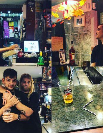 Los @bar_pietro se van de vacances, abandonan #festesdegracia2018 los primeritos :)) Festes de Gràcia 2018 🎉  #FMGracia #festamajordegracia #fmgracia18 #festesdeGracia #barridegracia