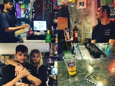 Los @bar_pietro se van de vacances