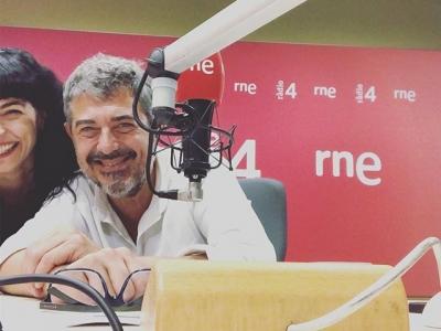 Ara, en directe a RNE al nou programa de Goyo Prados:'Són 4 dies'