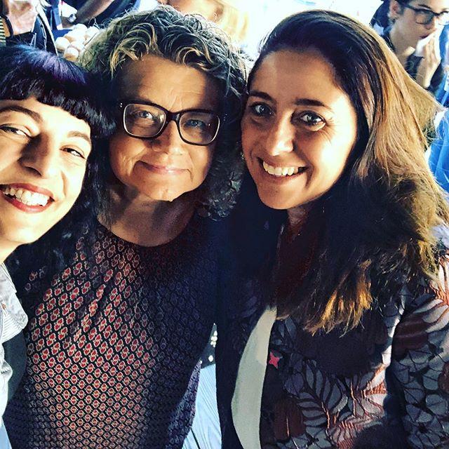 El @women360congress es una fiesta de mujeres poderosas, cuánto admiro a #marinageli y @belen_marron #W360Congress en @esadecreapolis #SantCugat #Barcelona #business #salud #mujeres #Agenda2030 @icdones #ehealth #empresa