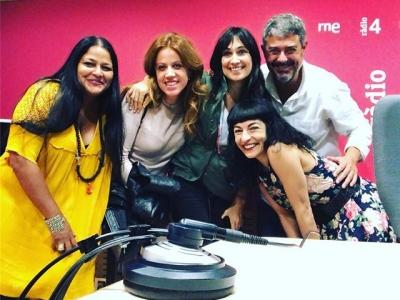 Fin de nuestra tertulia en #son4dies de @GoyoPrados @radio4_rne un placer!
