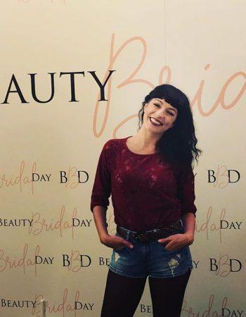 Visita rápida al #beautybridalday 'Fall Edition 2018', en El Palauet. Gracias @pgccomunicacion por la excelente organización 💕