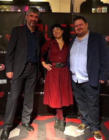 Hoy #premier de #h0us3lapelicula de @ghostdog_films en los cines @phenomenaexp !!!
