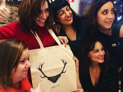 La bossa del 2019 és aquesta de Magda Puig #lamanadasomnosaltres