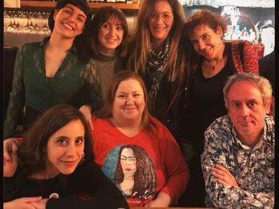 #Repost Itziar Castro #brunch #kubrick and more in #goodcompany