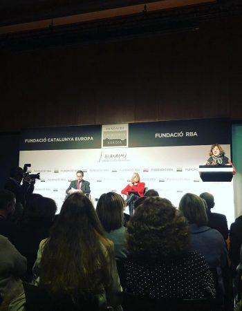 Va a ser muy interesante escuchar a #ChantalMouffe (hoy en Barcelona gracias a #fundaciocatalunyaeuropa #llegatPM)