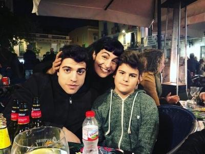 Madre & hijitos ;))