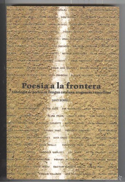 antologia poesia a la frontera