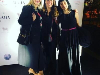 Ayer compartimos toda esta alegría en la inauguración de HA HA de Ruth Jimenez y Rebecca Brown