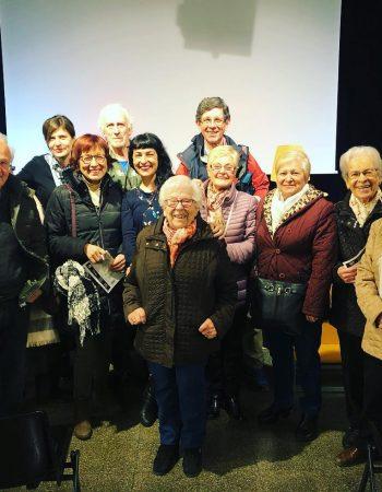 Mujeres amigas de la poesía!!! Feliz y muy divertido encuentro :)) Divendres 15 de febrer a les 20h#XarxaPoèticaDeSantAndreu@AteneuHarmonia #espai30lasagrera #ccivicsbcn @BCN_SantAndreu