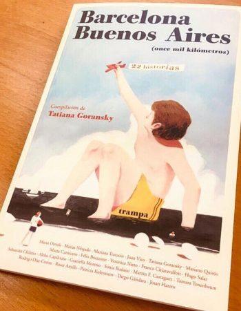 """Cómo fue la presentación de la antología """"Barcelona -Buenos Aires"""""""