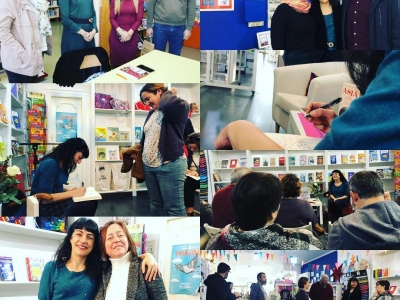 Gran presentación en @atendadoslibros de mi última novela, «Asja: amor de dirección única», a las 13.00 del sábado, con la presencia del concejal Carlos Penedo